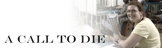 A Call To Die Banner